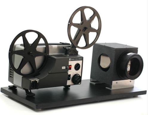 Restoring 8mm Home Movies